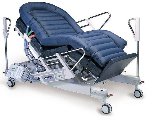 Hospital bed mattress / anti-decubitus / dynamic air / tube First Step Select™ ArjoHuntleigh