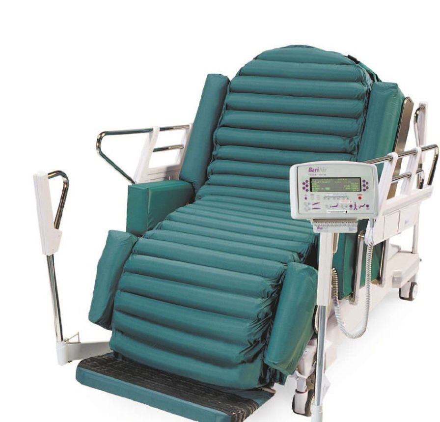 Anti-decubitus mattress / for hospital beds / dynamic air / tube BariAir™ ArjoHuntleigh