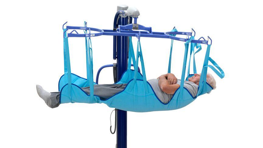 Patient lift sling / disposable Flites™ ArjoHuntleigh