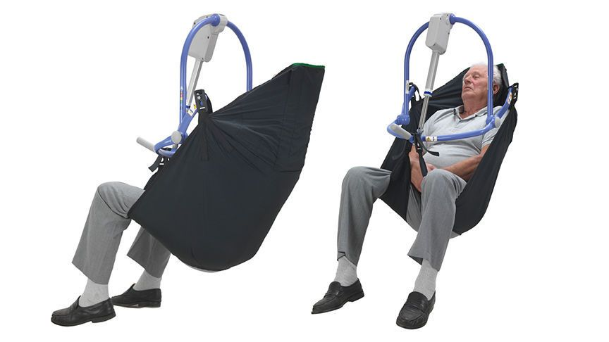 Patient lift sling All Day Clip ArjoHuntleigh