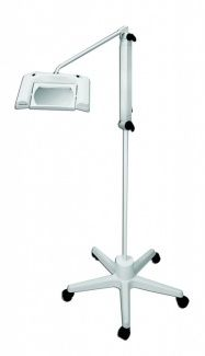 Mobile examination lamp / magnifying Magna 9 Amico Corporation