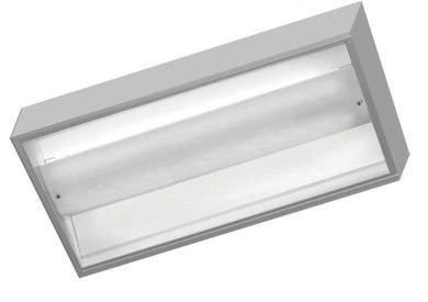 Ceiling-mounted lighting / multi-function / for hospital beds Solar 2x4 Amico Corporation