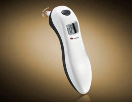 Medical thermometer / electronic / ear IN4-ST623 IN4 Technology Corp.