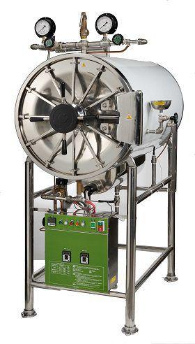 Laboratory autoclave / horizontal High Pressure St. Francis Medical Equipment