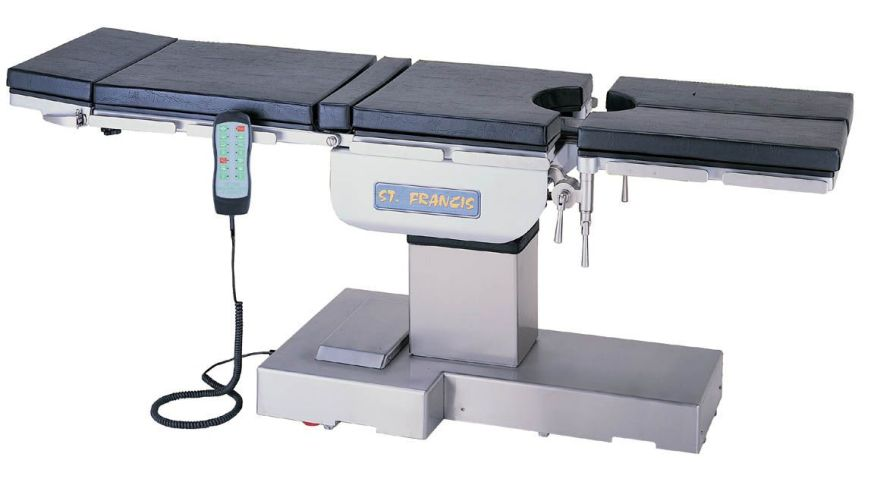 Universal operating table / electrical OT-2100 St. Francis Medical Equipment