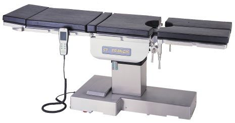 Universal operating table / electrical OT-2200 St. Francis Medical Equipment