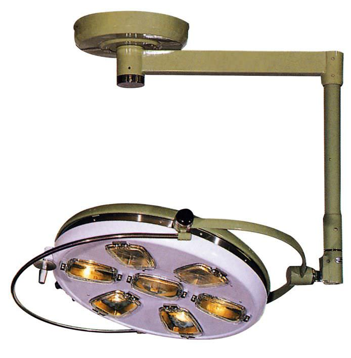 Halogen surgical light / ceiling-mounted / 1-arm OLH11-007 St. Francis Medical Equipment