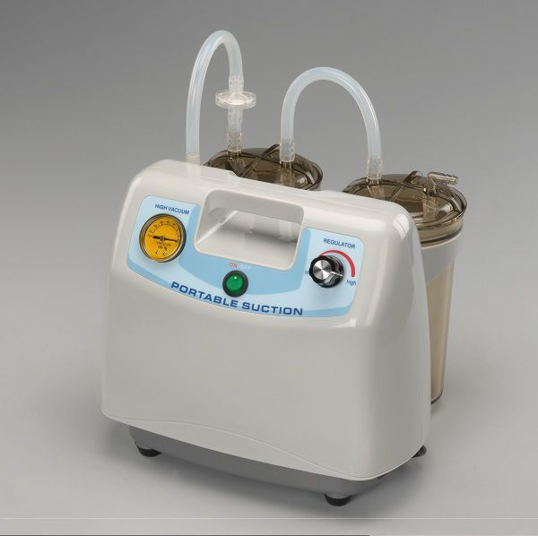 Electric surgical suction pump / handheld ST-SU760A St. Francis Medical Equipment