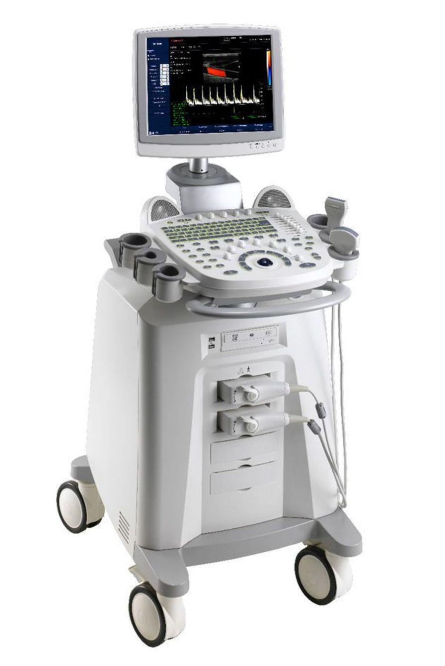 Ultrasound system / on platform / for cardiovascular ultrasound imaging KUT?301 Kalamed