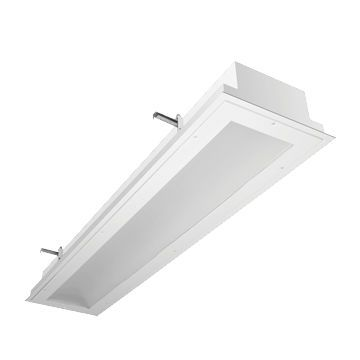 Ceiling-mounted lighting / for healthcare facilities M2SEFI14 Kenall