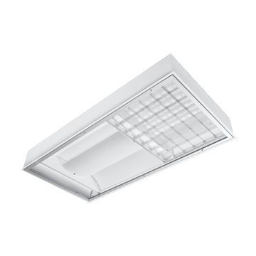 Ceiling-mounted lighting / for healthcare facilities MPC24 Kenall