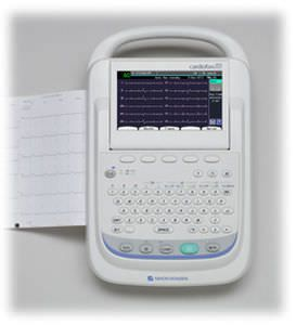 Wireless electrocardiograph / digital / 12-channel cardiofax M ECG-2350 Nihon Kohden Europe