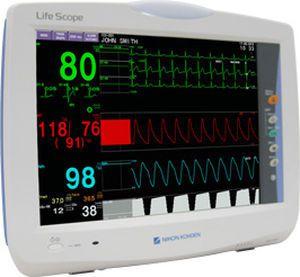 Modular multiparameter monitor Life Scope VS BSM-3000 series Nihon Kohden Europe