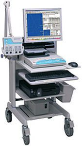 Digital electromyograph / with evoked potential / 4-channel / 2-channel Neuropack S1 MEB-9400K Nihon Kohden Europe