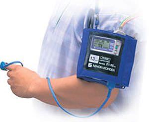 Vital sign transmitter / wireless ZS-9xx P series, ZM-940P series Nihon Kohden Europe