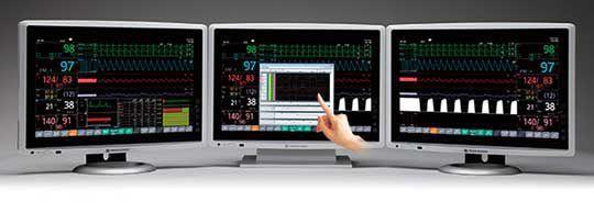 Modular multiparameter monitor Life Scope G9 CSM-1901 Nihon Kohden Europe