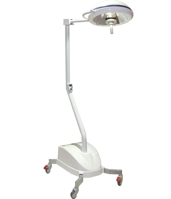 Halogen surgical light / mobile / 1-arm 135000 lux | INP - SL 500 INPROMED DO BRASIL