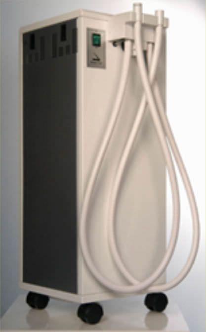 Aspirating vacuum pump / dental Corpus Maxi CORPUS VAC