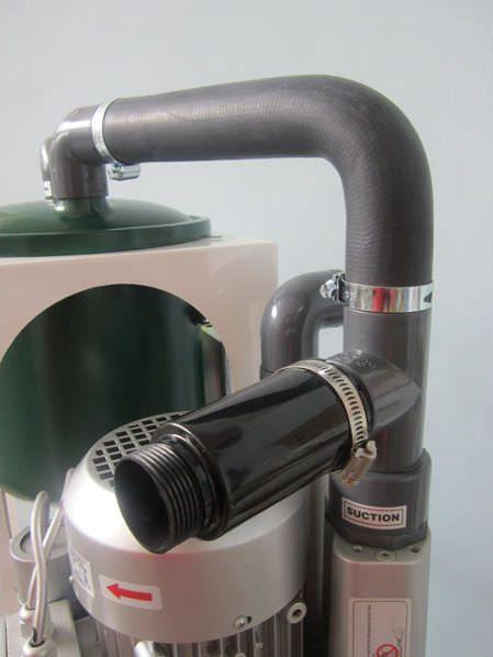 Dental central vacuum pump Hercules 3, Hercules 5 CORPUS VAC
