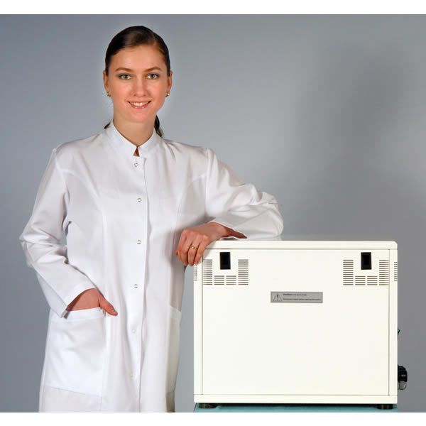 Aspirating vacuum pump / dental / 2-workstation Corpus Midi CORPUS VAC