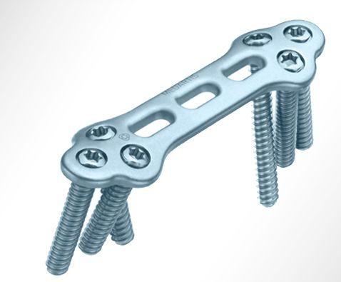 Forefoot compression bone plate 2.8 Medartis