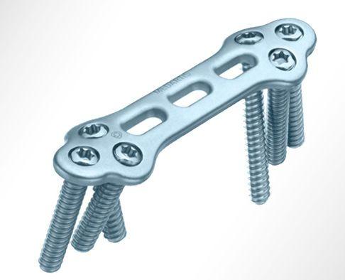 Forefoot compression bone plate 2.0/2.3 Medartis