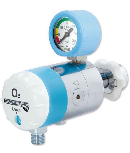 Oxygen pressure regulator EASYCARE® Flow-Meter