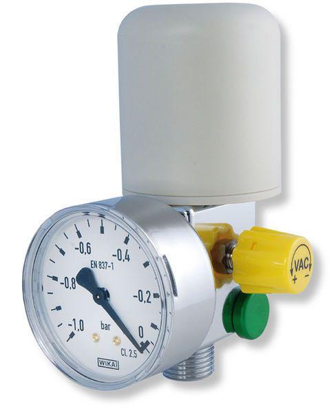 Fixed surgical suction pump / vacuum-powered AV/500 / AV/1000 Flow-Meter