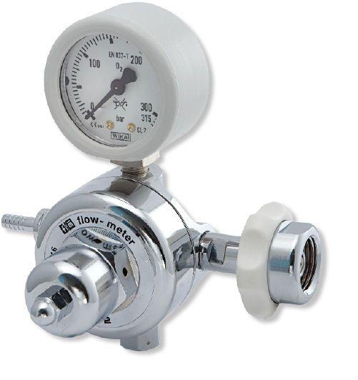 Medical gas pressure regulator FM Series Flow-Meter
