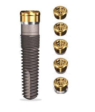 Cylindrical dental implant / internal tri-lobe GoDirect Implant Direct Europe AG