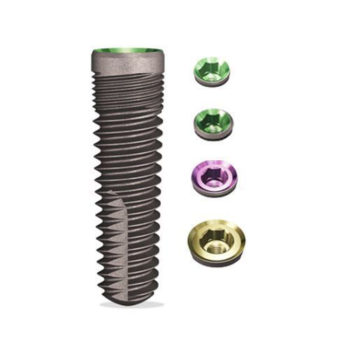 Cylindrical dental implant / internal hexagon Legacy™1 Implant Direct Europe AG