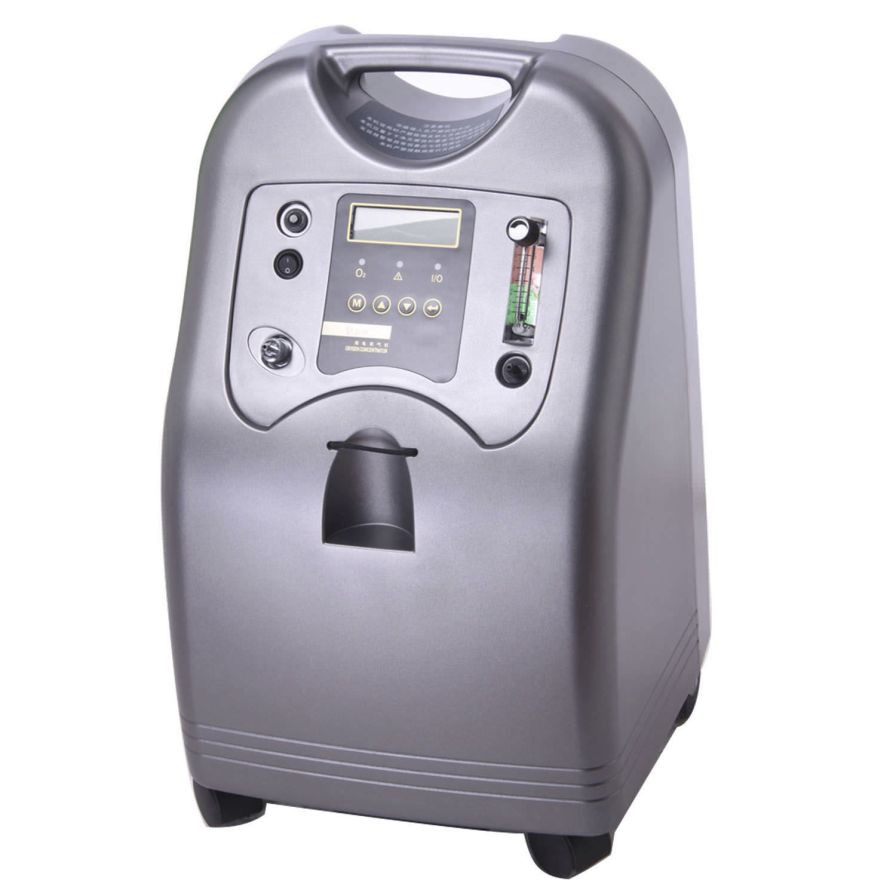 Oxygen concentrator / on casters 1 - 8 L/mn | V series Canta Medical Tech.