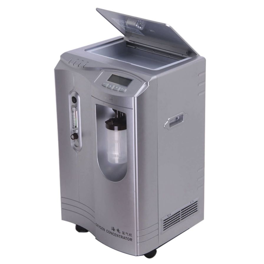 Oxygen concentrator / on casters 1 - 10 L/mn | HG series Canta Medical Tech.
