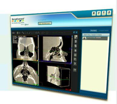 Diagnostic software / viewing / medical / medical imaging XoranConnect® Xoran