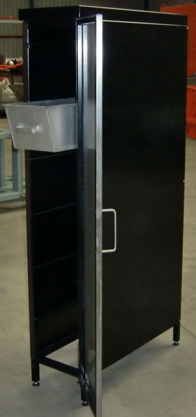 Cooling cabinet / fly ash / for healthcare facilities DFW Europe