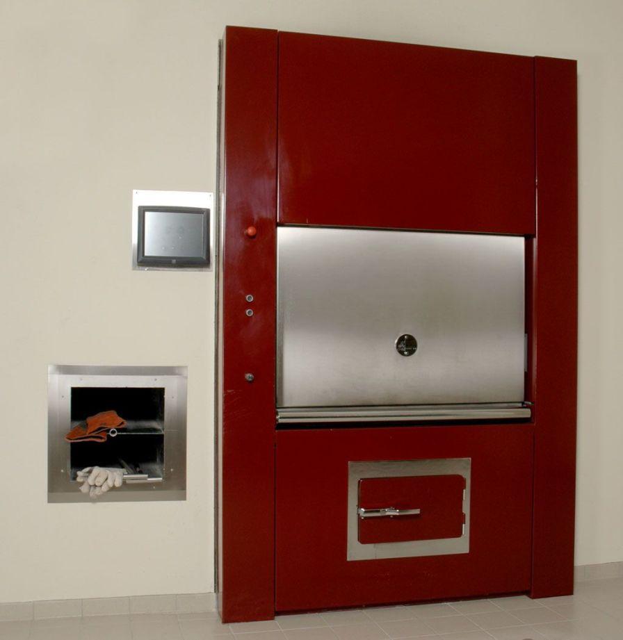Cremation furnace DFW 4000 DFW Europe
