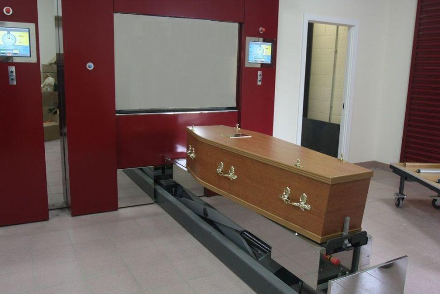 Cremation furnace DFW 6000 DFW Europe