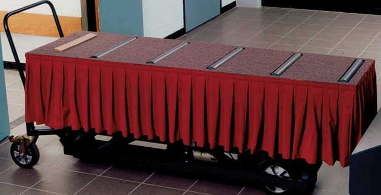 Mortuary trolley / lifting / electrical DFW Europe
