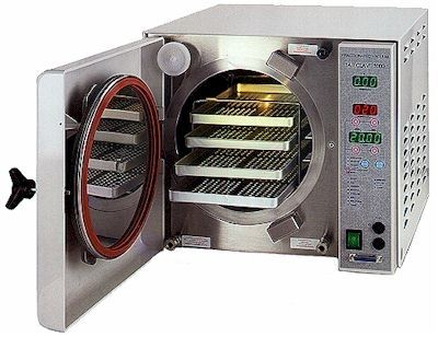 Medical autoclave / bench-top / with fractionated vacuum TAU CLAVE 3000 TAU STERIL