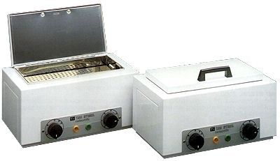 Medical sterilizer / hot air / bench-top / automatic MINI AUTOMATIC TAU STERIL
