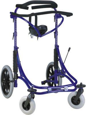 4-caster rollator / height-adjustable APC-30200 Apex Health Care