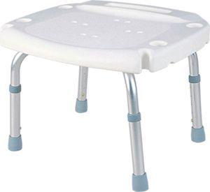 Height-adjustable shower stool APC-5004 Apex Health Care