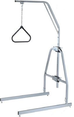Over bed pole hoist floor standing APC-11000 Apex Health Care