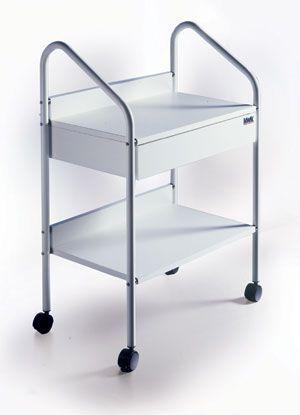 Instrument trolley / 1-tray 45.0001 HWK - Medizintechnik