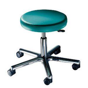 Medical stool / on casters / height-adjustable 51.2051, 51.2053 HWK - Medizintechnik