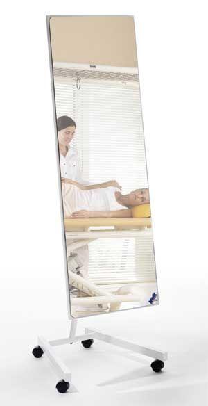 Massage room mirror 32.1121 HWK - Medizintechnik