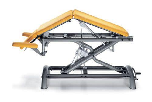 Electrical massage table / height-adjustable / 3 sections NOVUM ZX E5 OCMT HWK - Medizintechnik