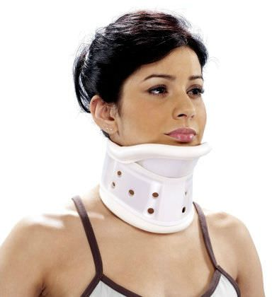 Rigid cervical collar / with chin rest / C3 5104 Conwell Medical