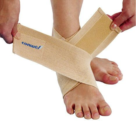 Ankle strap (orthopedic immobilization) 5902 Conwell Medical