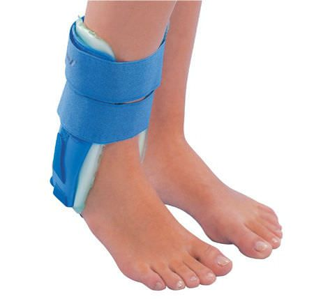 Ankle splint (orthopedic immobilization) / inflatable 59030 Conwell Medical